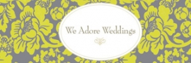 we adore wedding blog