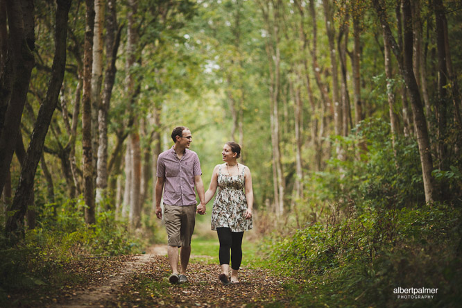 Lauren & Jack | Engagement Shoot | Westonbirt