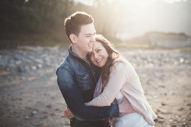 Sophie & Max | Devon | Engagement Shoot