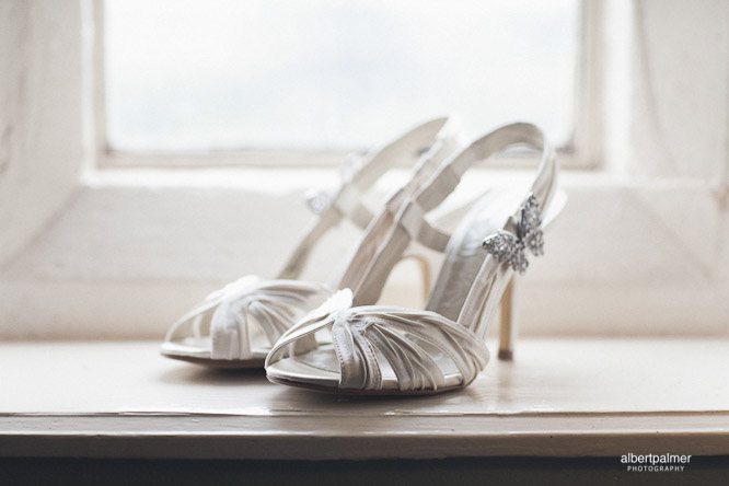 charlottes wedding shoes
