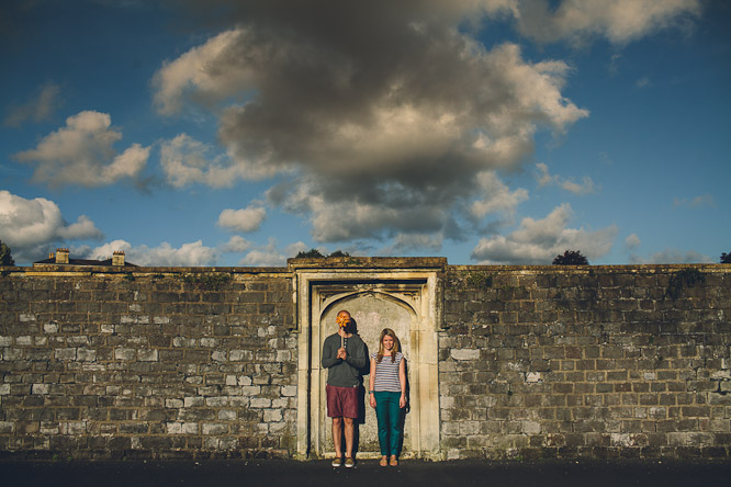 fun clifton engagement shoot bristol