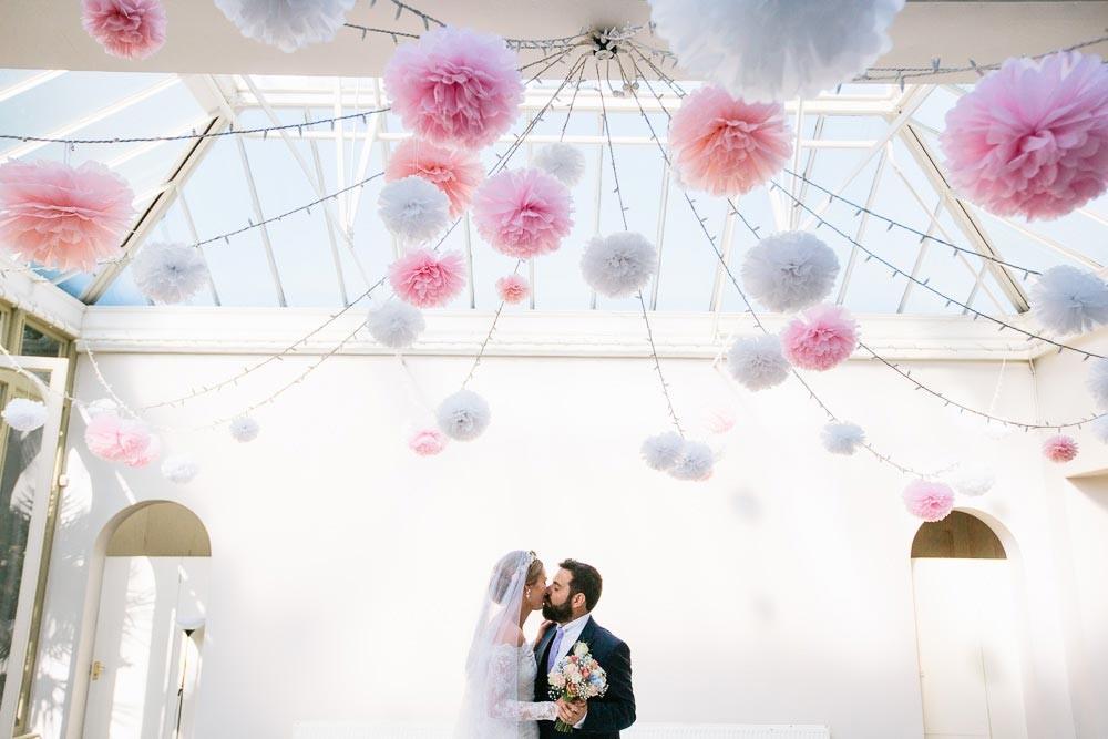 Hampton Court House Wedding Photography