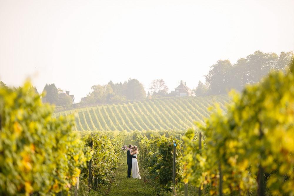 Katy & David   Denbies Wine Estate   Wedding