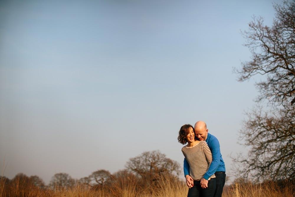 Emma & Steve | Engagement Shoot | Richmond Park