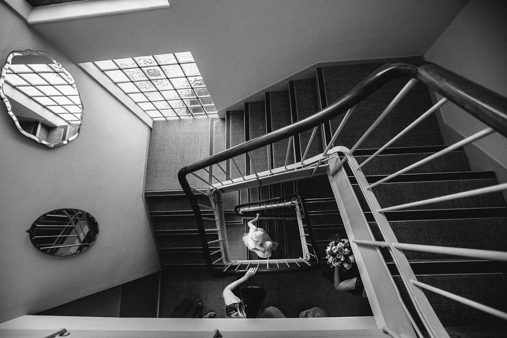 BLACK & WHITE MONDAYS – THE STAIRCASE