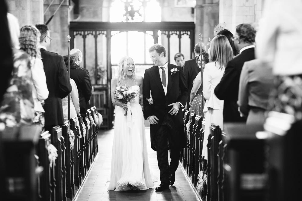 BLACK & WHITE MONDAYS – The Newlyweds