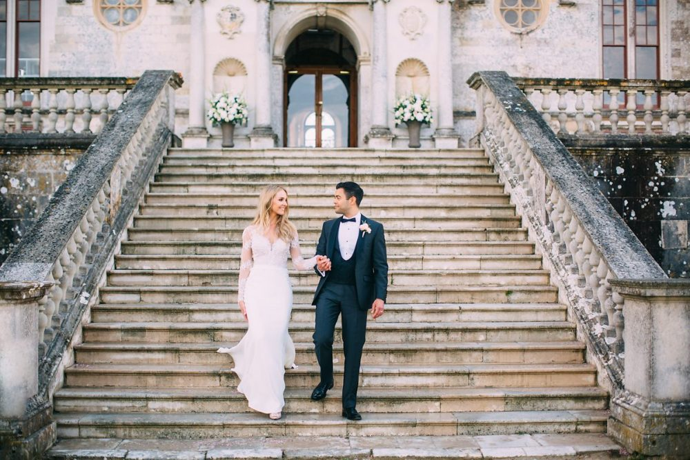 Sophie & Adam | Lulworth Castle | Wedding