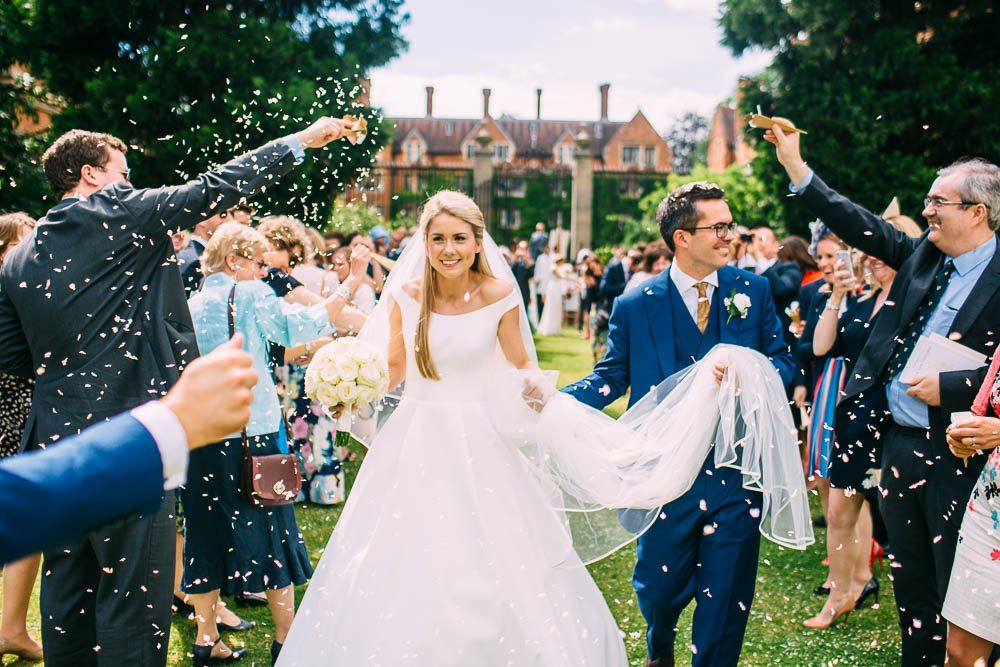 Victoria & Nick | Selwyn College | Wedding