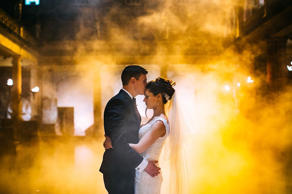 Saskia & Nigel | Roman Baths | Wedding