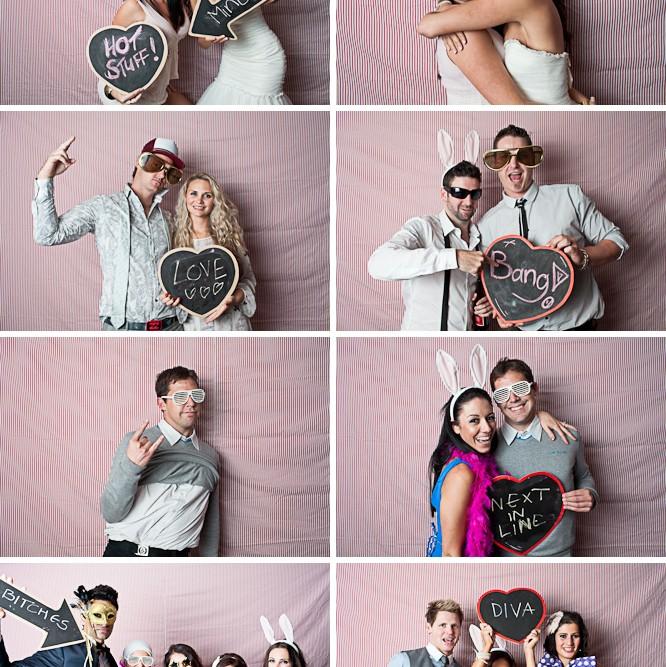 Wedding Photo Booths In Bristol