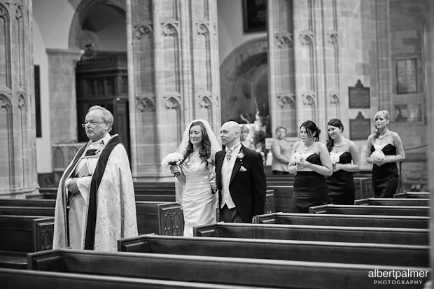 Donna & Chris | Wedding | Sherborne Abbey, Dorset