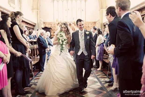 Lisa & David | Jesus College | Wedding