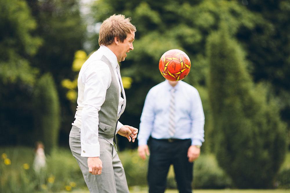 Guyers House Wedding games