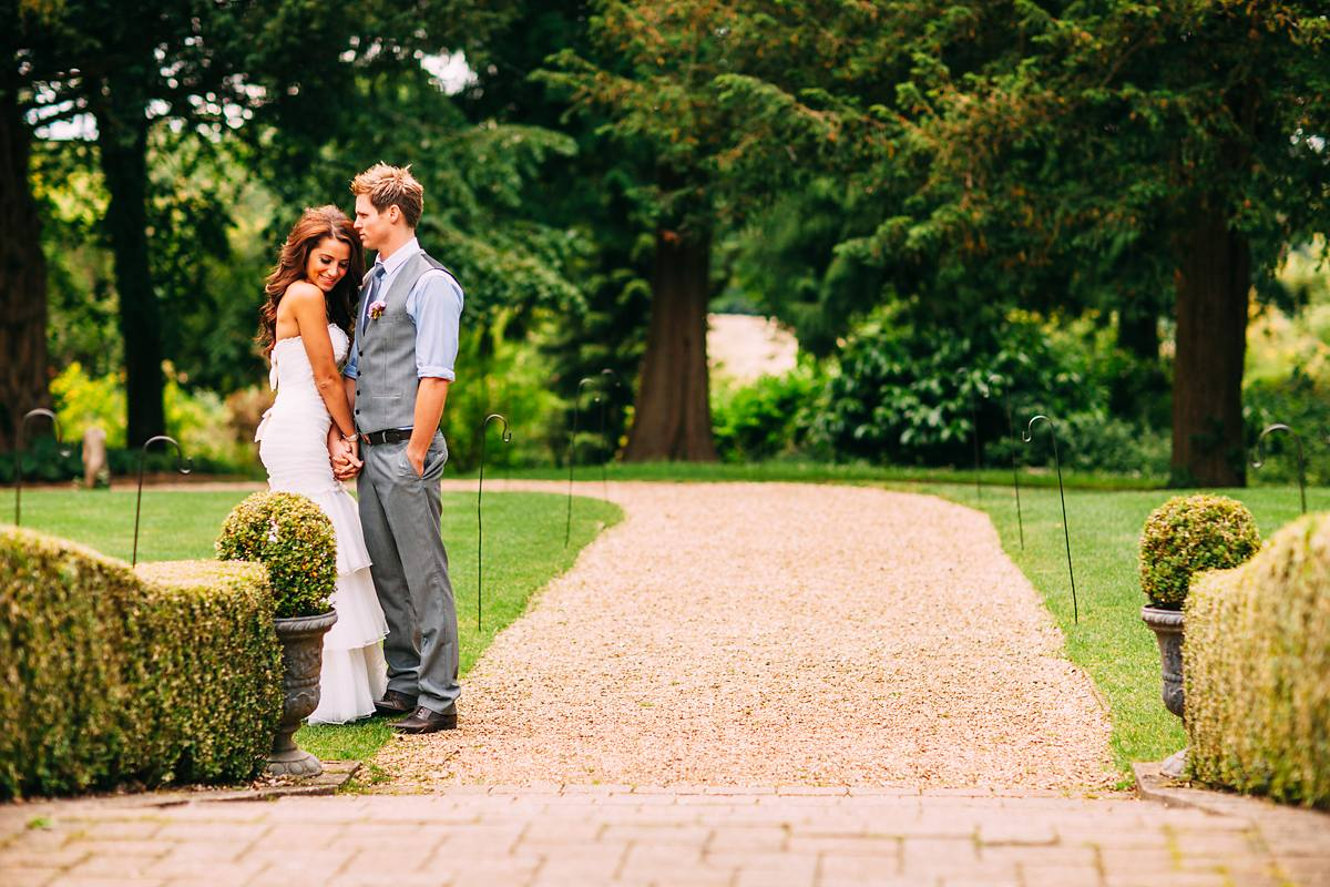 elegant larmer tree gardens wedding photographer