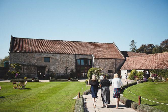 Priston Mill Wedding In October