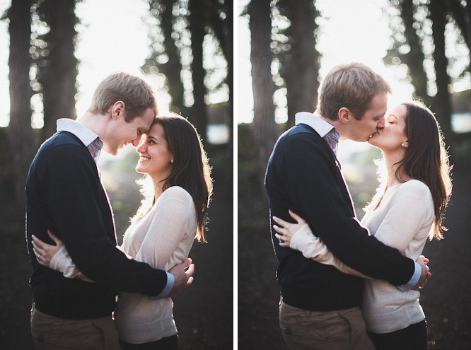 reportage engagement photos in somerset