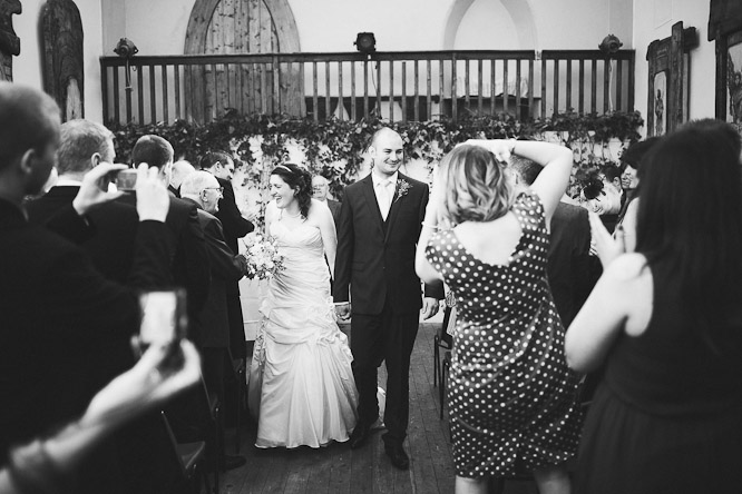 Jess & Chris | Hazelwood House | Wedding