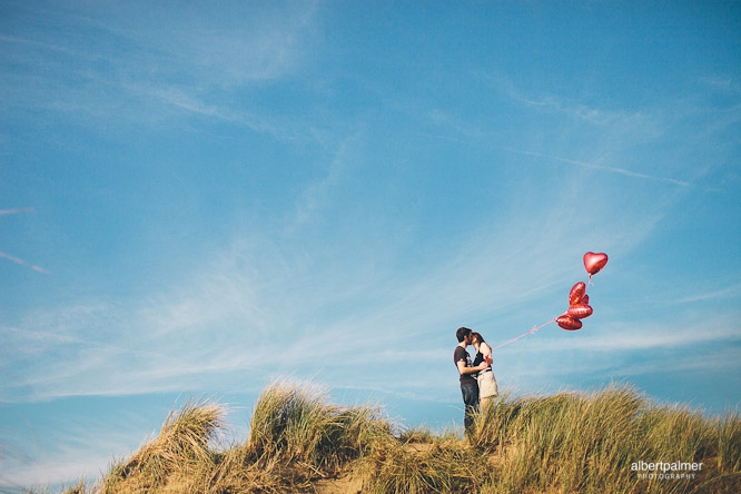 Jane & Greg | Liverpool | Engagement Shoot