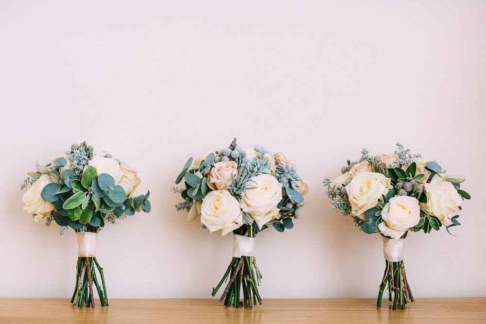 Highcliffe Castle Wedding flowers