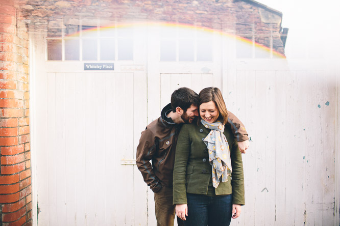 prism photography in bristol during an engagement shoot
