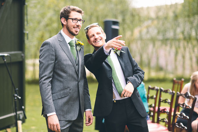 Lyde Court wedding photo