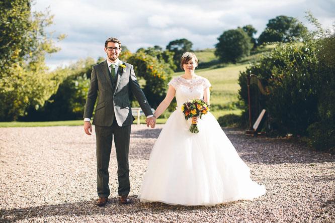 modern wedding photographer hereford