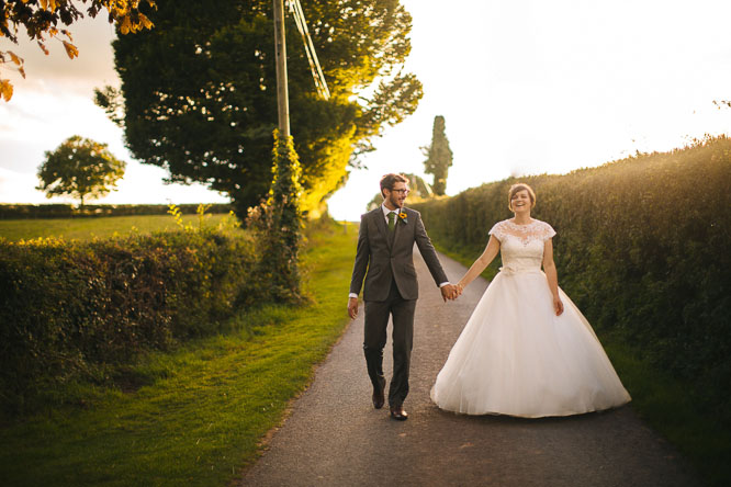lyde court wedding photographs in hereford