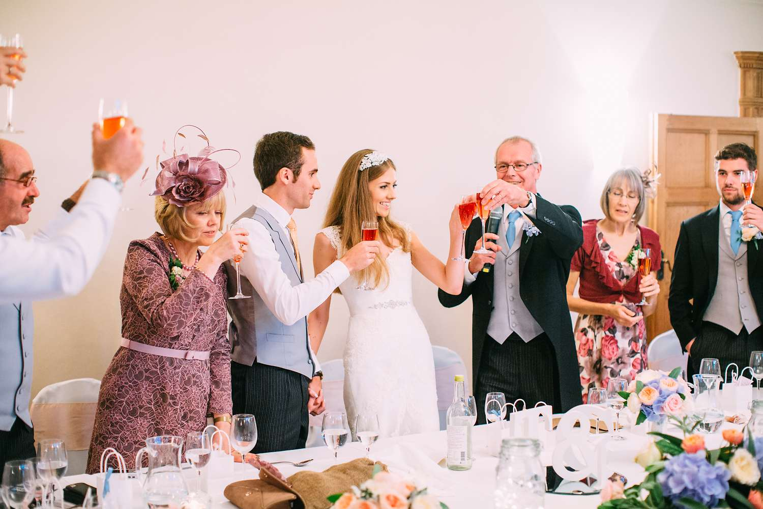 toasting father of bride's speech