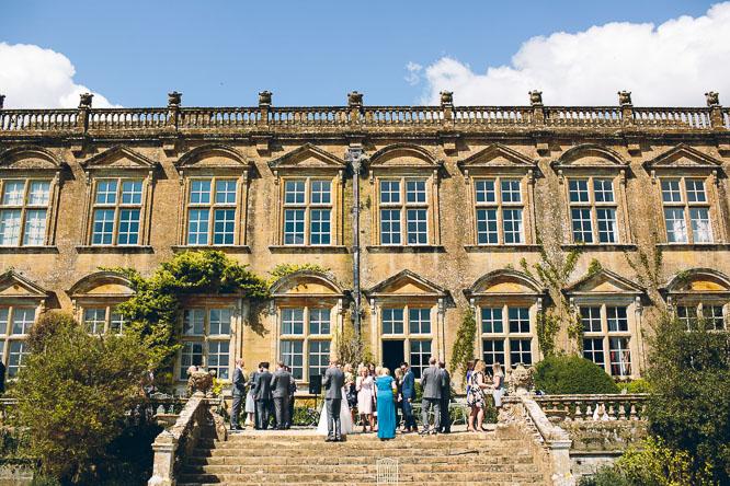 Brympton D'Evercy wedding