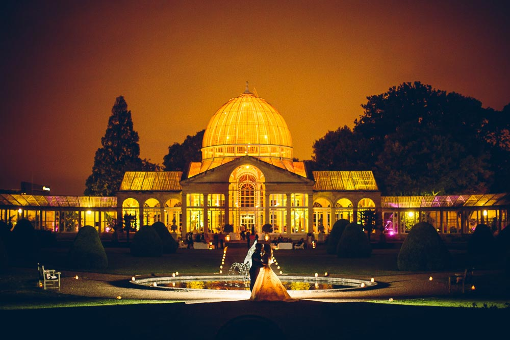 Aly & Mark | Syon Park | Wedding