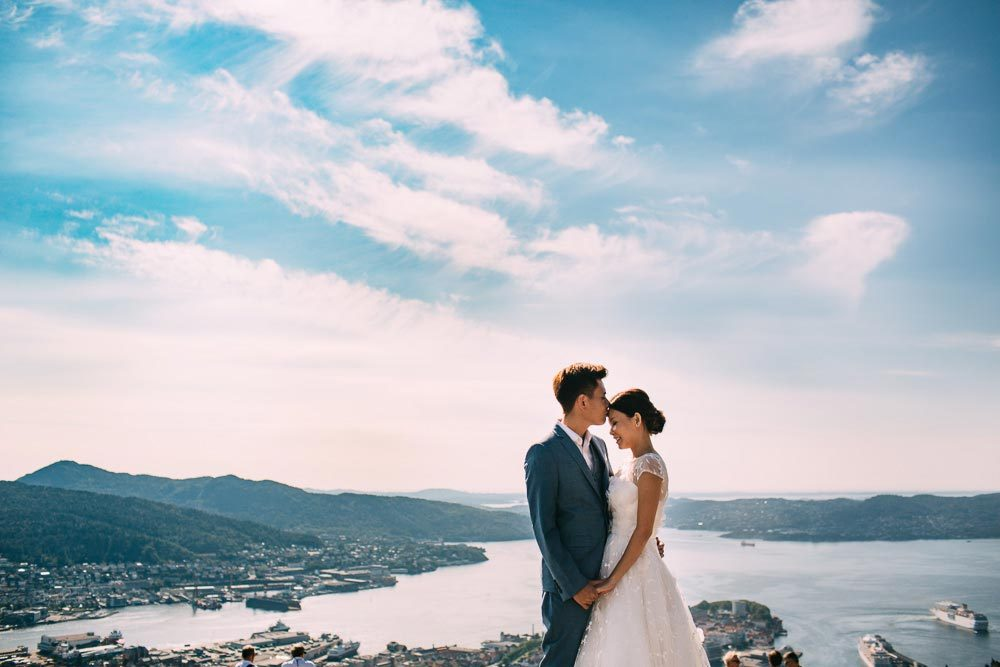 Sheryl & Andy |Engagement Shoot | Norway