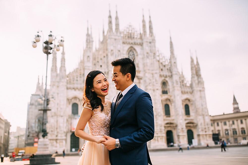 Pre Wedding Shoot Lake Como Milan Italy-006