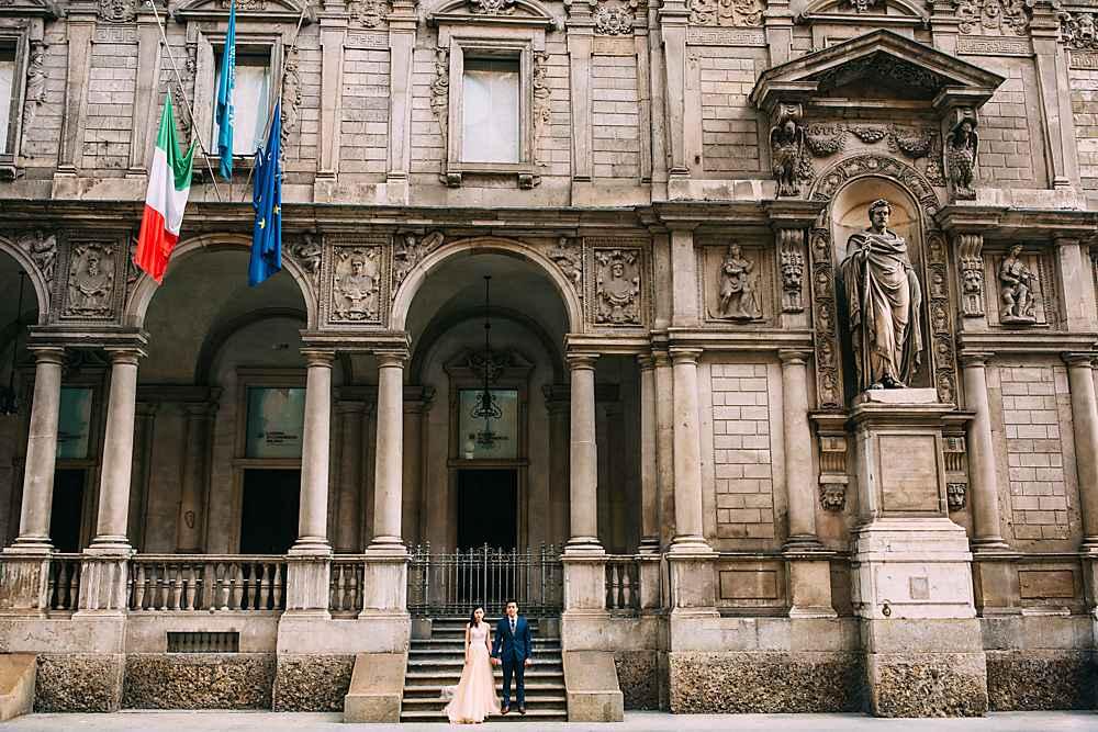 Pre Wedding Shoot Milan