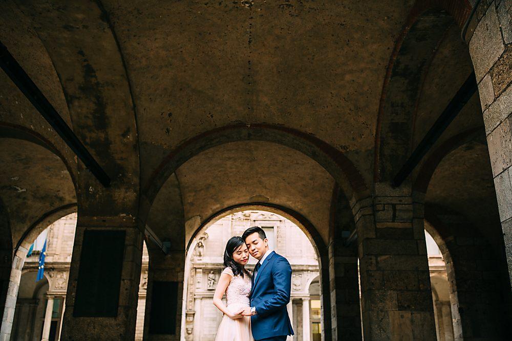 Pre Wedding Shoot Lake Como Milan Italy-012