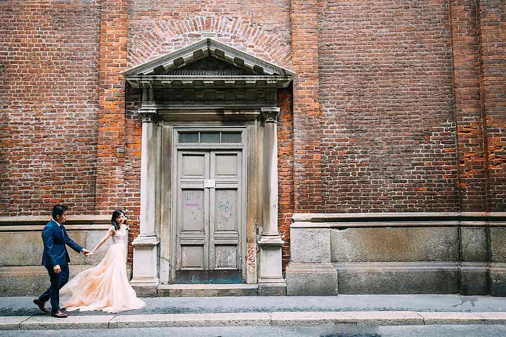 Pre Wedding Shoot Lake Como Milan Italy-013