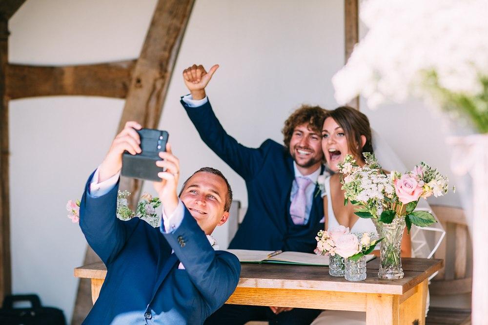 kingscote barn wedding photographer-034