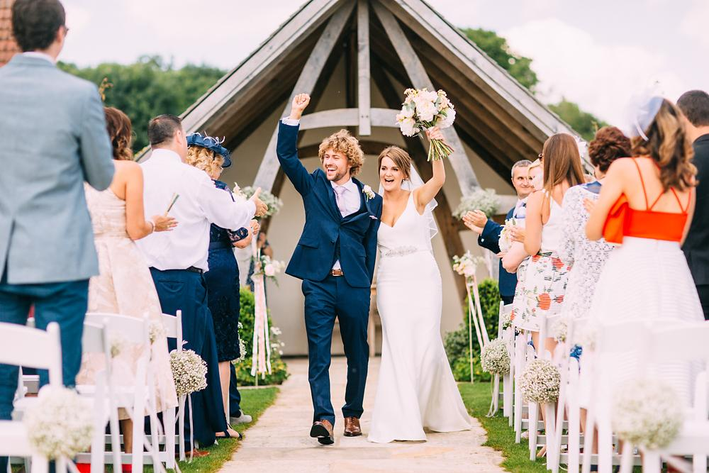 kingscote barn wedding photographer-035