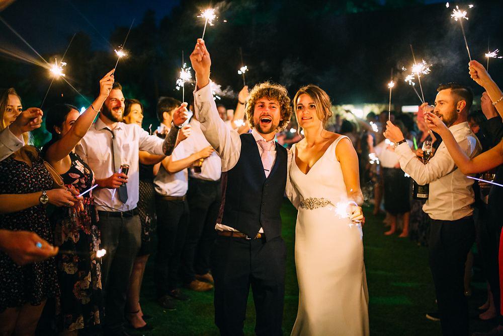 Alice & Dan | Kingscote Barn | Wedding