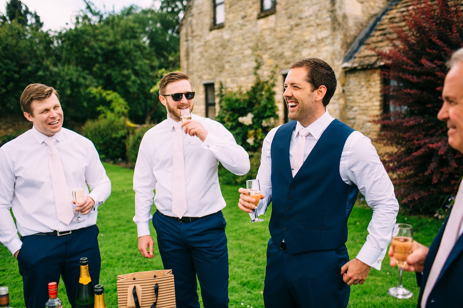 Great Tythe Barn Wedding Photographer-010