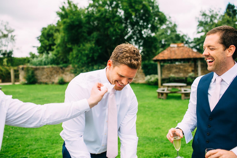 Great Tythe Barn Wedding Photographer-016