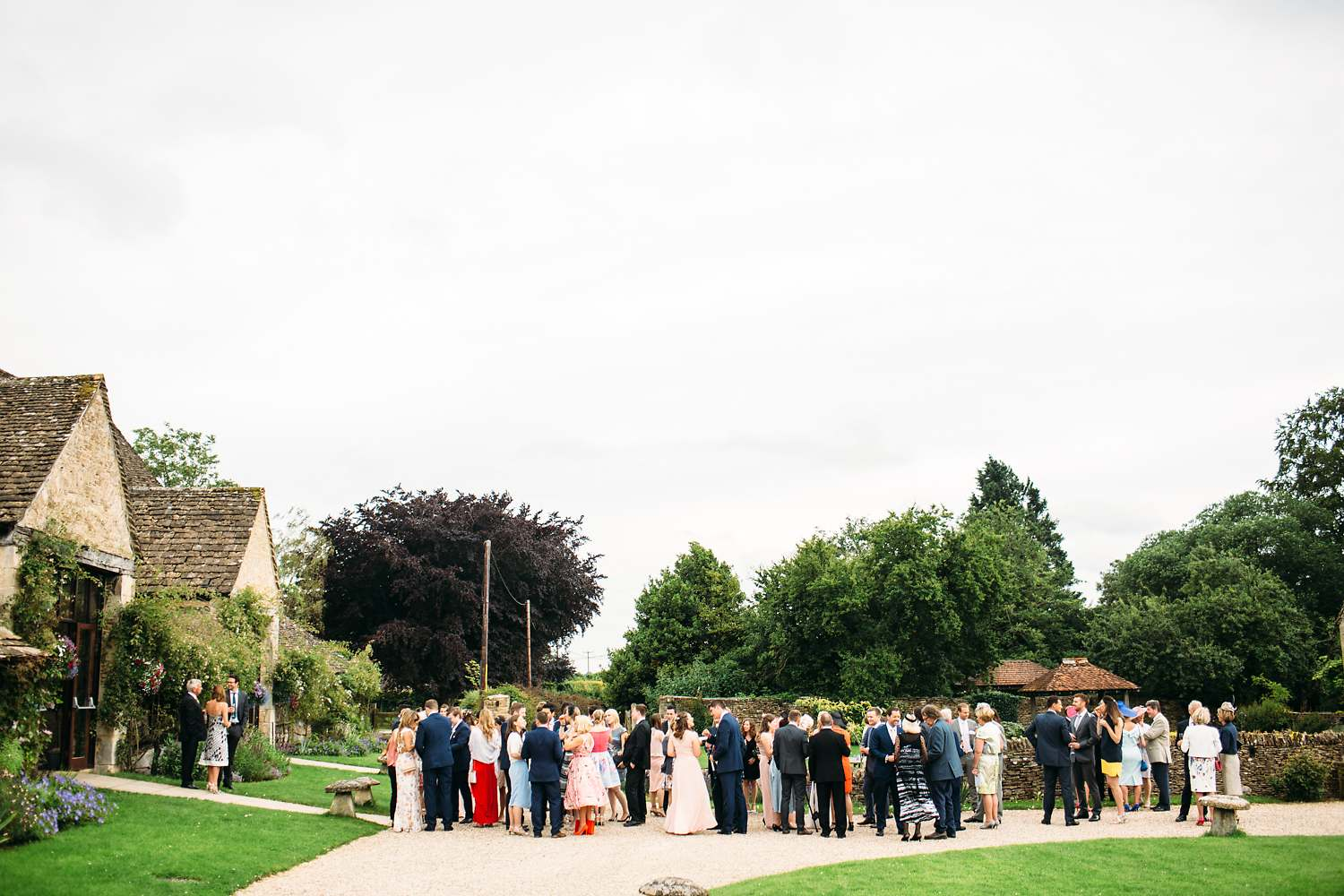 Great Tythe Barn Wedding Photographer-041