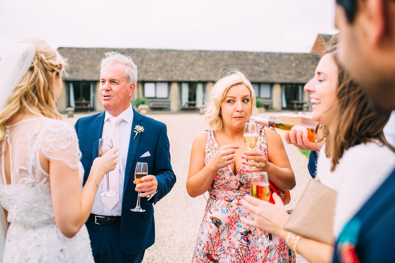 Great Tythe Barn Wedding Photographer-043
