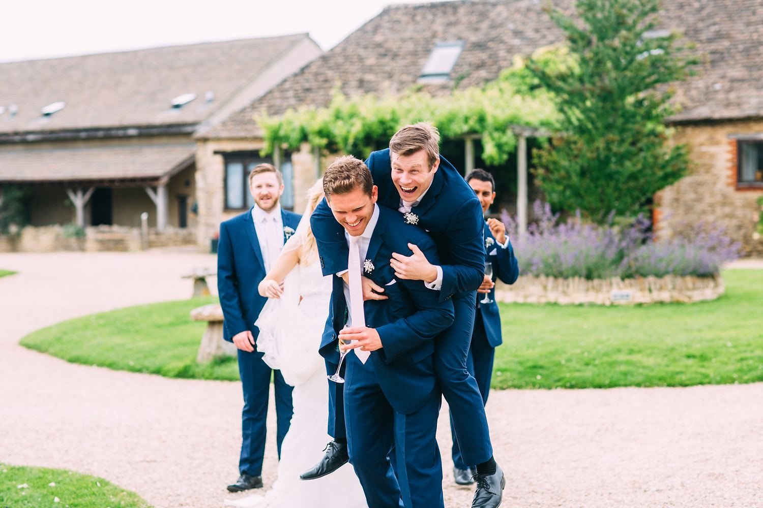 Great Tythe Barn Wedding Photographer-049