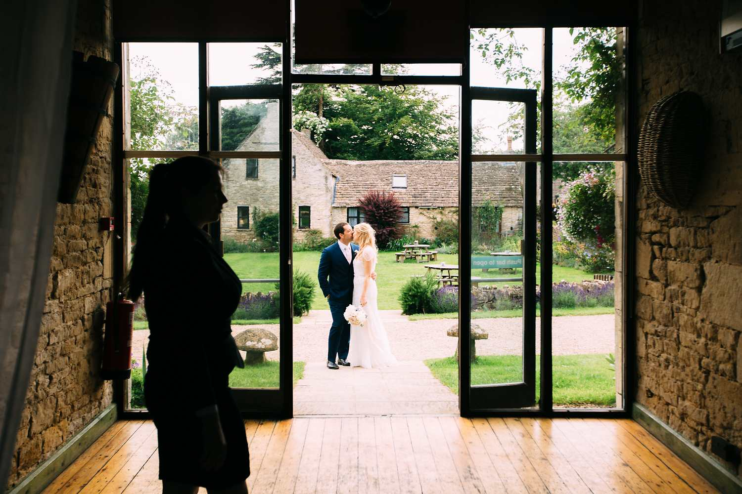 Great Tythe Barn Wedding Photographer-055