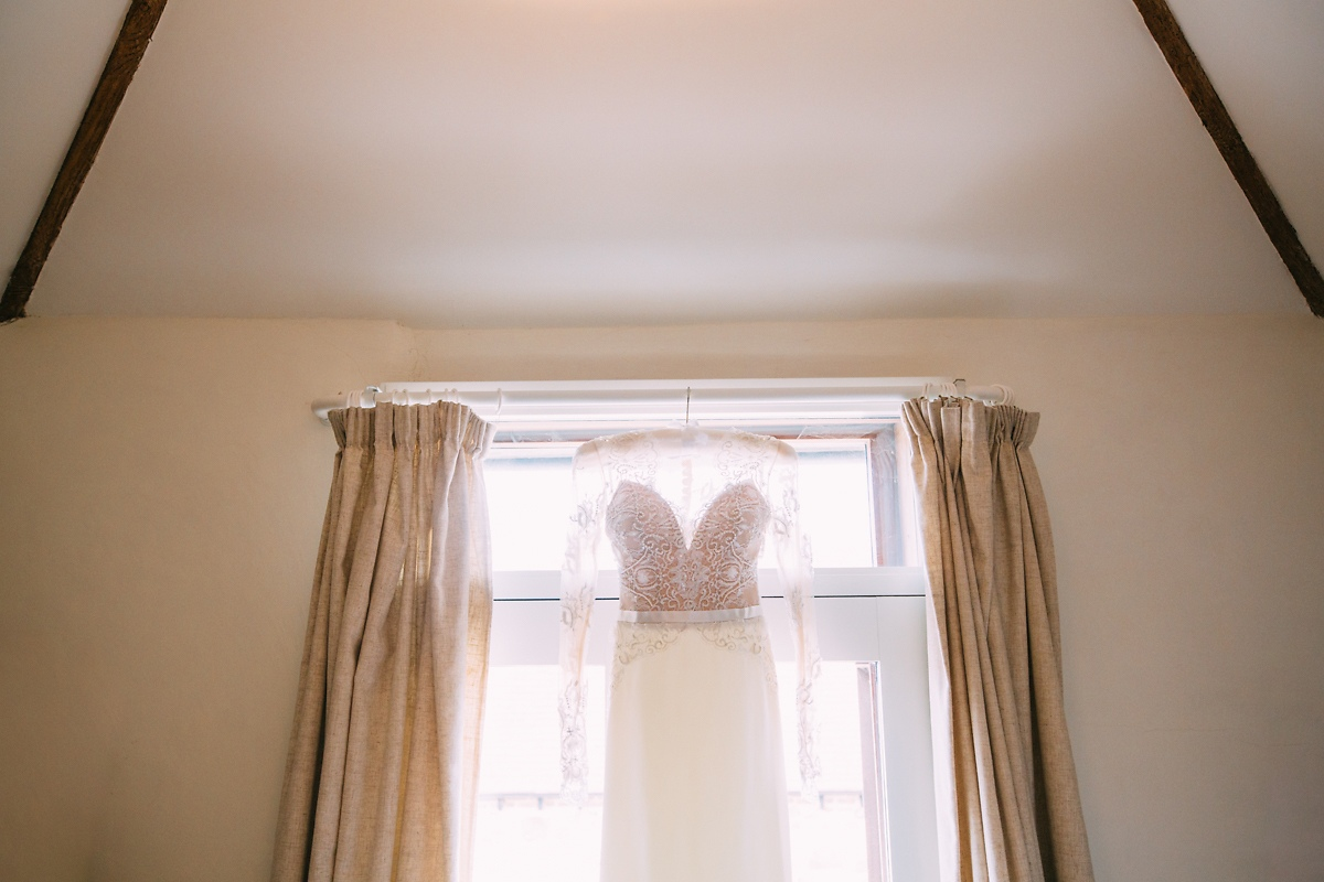 lulworth castle wedding dress