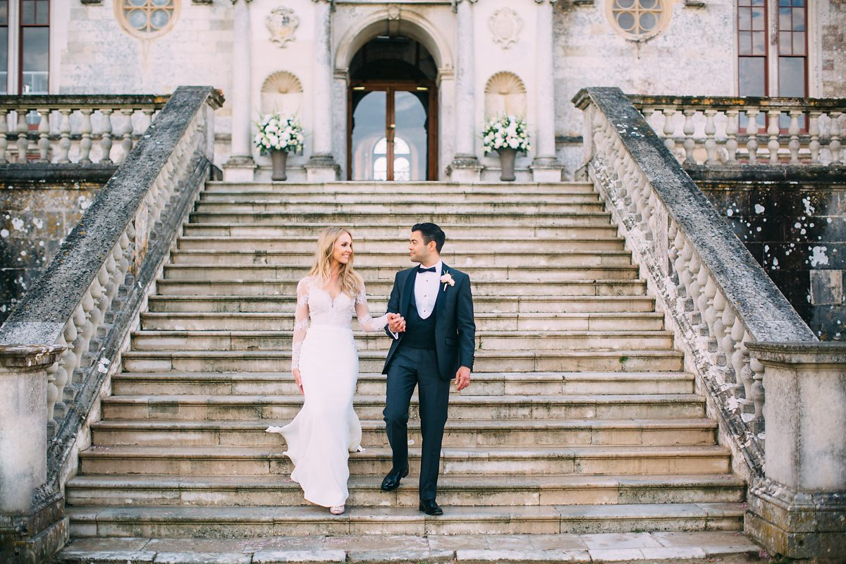 best Lulworth Castle wedding photographer