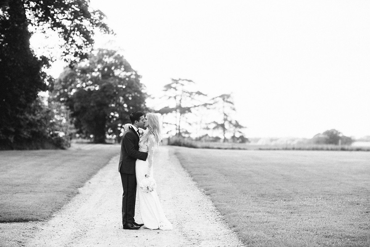 cool Lulworth Castle wedding photographer