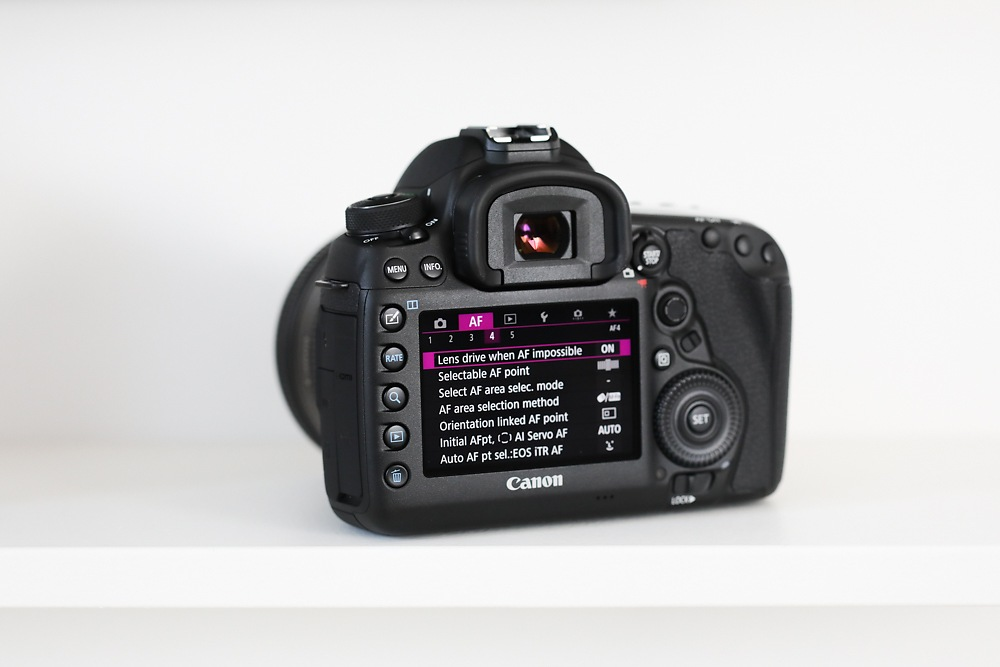 canon 5d mkiv review