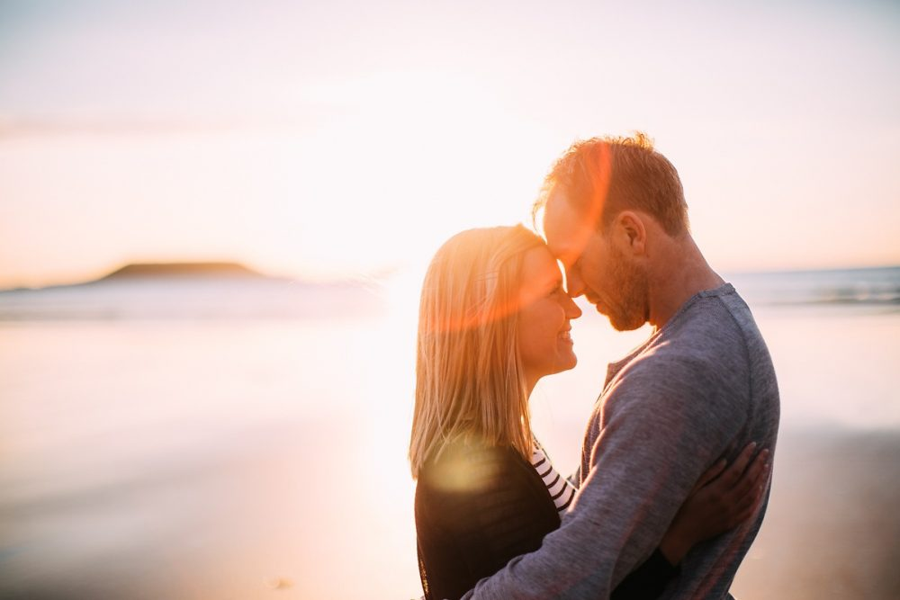 Jodie & Mike | Rossilli Bay | Engagement Shoot
