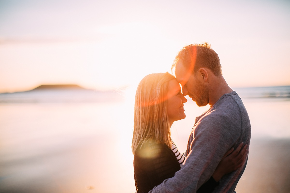 Rossilli Bay Engagement Shoot